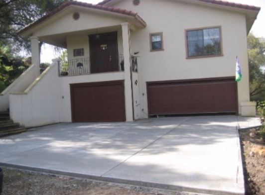an image of a stamped concrete project in tracy, ca